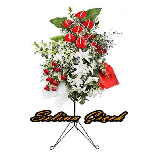 eskişehir açılışa çiçek