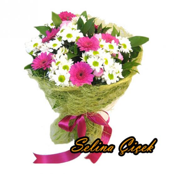 tepebaşında çiçekçi